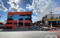 Incêndio na Realmat gera prejuízo de até R$ 50 milhões