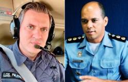 Mauro exonera coronel da PM
