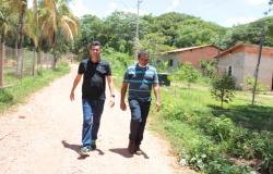 Vereador Kássio Coelho interage com a população
