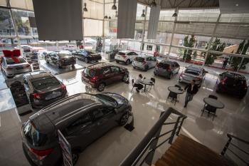Mato Grosso encerra 2020 com queda de 16% na venda de veículos novos