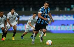 Melhor defesa do Brasileiro, Grêmio é time do G-6 que mais precisa de chutes para fazer gols