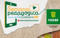 Semana Pedagógica 2021 acontece de 25 a 29 de janeiro de forma totalmente online