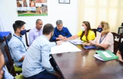 Stopa recebe cronograma da Águas Cuiabá e acentua cobrança pela melhoria no acabamento das obras