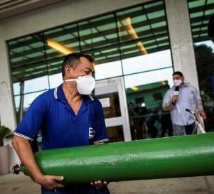 STJ dá 48h para autoridades do AM explicarem falta de oxigênio
