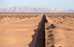 Quanto se construiu de >muro de Trump> com México que Biden mandou parar no 1º dia de mandato
