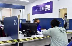 Mais de 2 mil vagas de emprego estão disponíveis no Sine nesta nesta semana