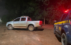 Ladrões invadem casa de produtor rural, entram atirando e roubam duas caminhonetes e R$ 7 mil em dinheiro em MT