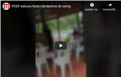 Polícia Civil do DF prende 60 que faziam sexo em festa clandestina de swing