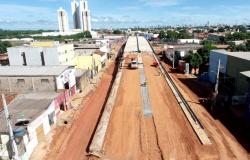 Reforço do solo no viaduto Murilo Domingos entra na fase final; Entenda cada etapa do processo