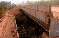 Governo conclui estrutura de quatro pontes de concreto na MT-343