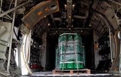 MT recebe 340 cilindros de oxigênio do Governo Federal neste domingo
