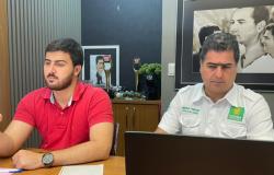 Pinheiro reúne prefeitos das cidades-polo do Estado para discutir ações conjuntas para o enfrentamento da pandemia