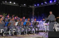 Banda da Policia Militar e Sesc/MT promovem live em comemoração aos 302 anos de Cuiabá