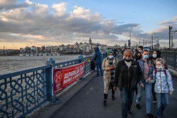 Turquia registra recorde de novos casos de Covid-19 desde o início da pandemia