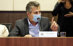 Mendes declara situação de emergência e facilita compra de insumos em MT