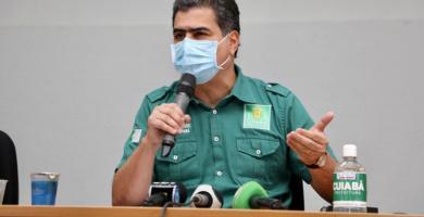 Prefeito Emanuel Pinheiro apresenta estudo de revitalização do Mercado Municipal