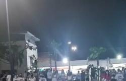 Família e amigos de Isabele fazem carreata em Cuiabá e pedem que justiça seja mantida