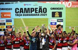 Análise: Flamengo faz testes, descansa peças e carimba título protocolar da Taça Guanabara