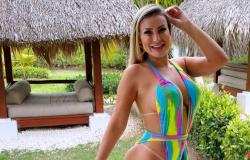 Andressa Urach rebate fãs que questionaram sua fé: 'Religiosos são podres'