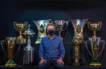 Da Gávea ao Ninho, da tragédia aos troféus: Rodolfo Landim passa a limpo mandato no Flamengo