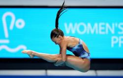 Luana Lira garante vaga nos saltos nas Olimpíadas de Tóquio