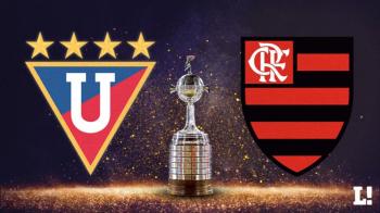 LDU x Flamengo: prováveis times, desfalques, onde assistir e palpites