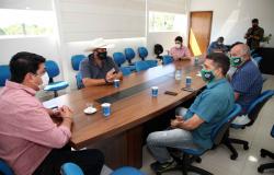 Kalil Baracat recebe deputado Gilberto Cattani e discute ações para o setor rural