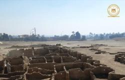 Arqueólogos encontram a maior cidade do Egito antigo