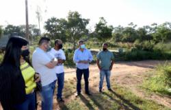 Prefeitura promove debate com lideranças do Altos da Serra II visando atender demandas da região
