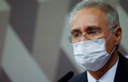 CPI tem provas sobre reuniões diárias de Bolsonaro com 'gabinete paralelo', afirma Renan Calheiros
