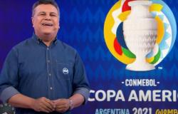 Algoz da Globo na briga pela Copa América, SBT não terá custos extras com realização do torneio no Brasil