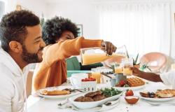 Desconecte e compartilhe o momento das refeições