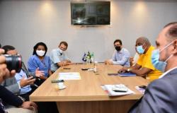Câmara recebe visita da diretoria do Rotary Club