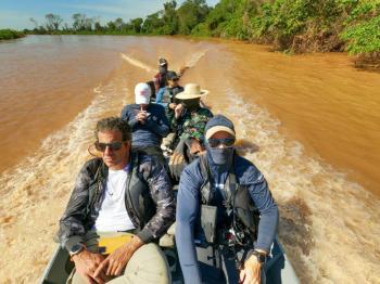 Pantanal mato-grossense será destaque em série de reportagens nacionais