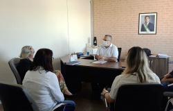 Várzea Grande estuda parceria com Hemocentro para implantação de uma unidade de coleta de sangue