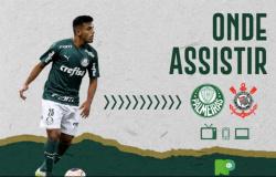 Palmeiras x Corinthians: saiba como assistir ao clássico pelo Brasileirão