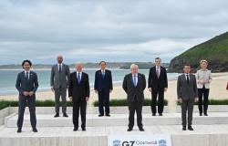 G7 começa na Inglaterra com clima e vacinas como prioridade