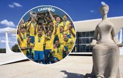 STF decide pela realização da Copa América no Brasil