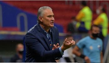 Tite evita comparações envolvendo Neymar e dá pistas para o próximo duelo do Brasil na Copa América