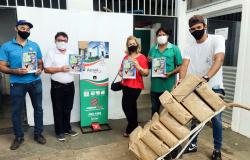 Educação entrega cartilhas do Proerd às escolas participantes do programa