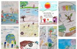 Dez desenhos são selecionados para a final do concurso Selo Empresa Amiga do Meio Ambiente
