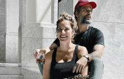Giovanna Ewbank e Bruno Gagliasso curtem dia romântico em Lisboa
