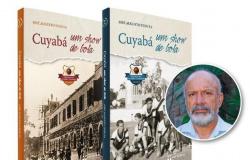 Escritor lança livros que narram a história do futebol cuiabano
