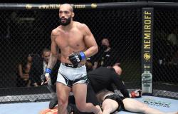 Vídeos do UFC: Bruno Blindado estreia com nocaute, e Virna se destaca no card preliminar