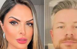 GO: Apresentadora da Record TV é agredida por ex-namorado