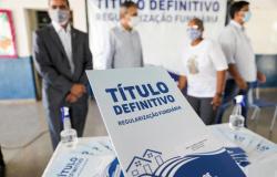 Governo remarca entrega títulos para 600 moradores do São João Del Rey em Cuiabá