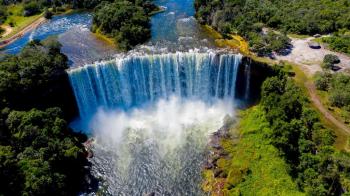 Conheça Mato Grosso: Cachoeira Salto Belo é dos atrativos naturais em Campo Novo do Parecis