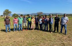 Faissal visita três municípios e entrega aparelhos de ar-condicionado para escola