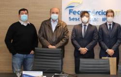 Representantes da Embaixada da Argentina vão à Fecomércio-MT discutir novas oportunidades de negócios
