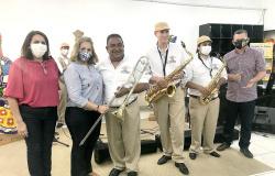 Secretaria celebra Dia da Música com apresentações musicais e culturais